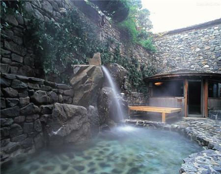 济州岛海水温泉